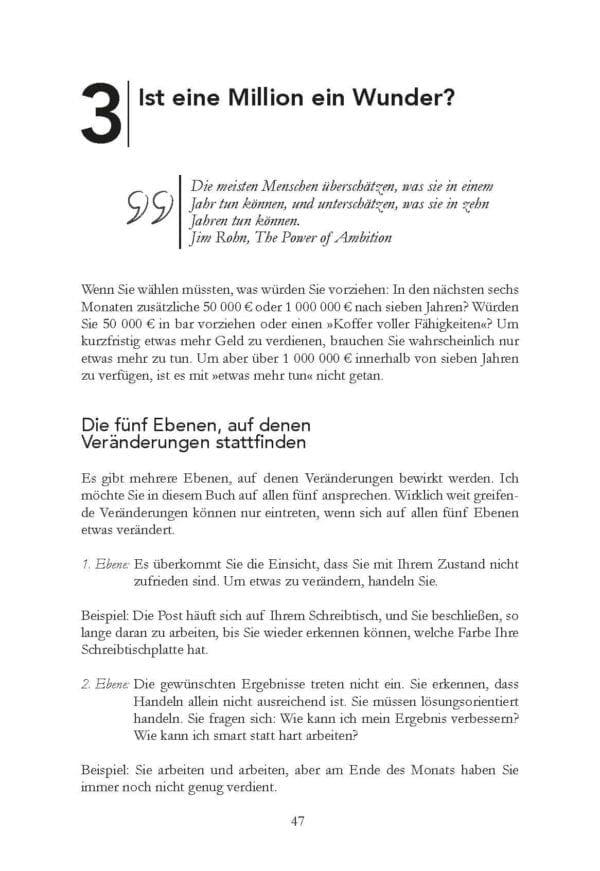 Der Weg zur Finanziellen Freiheit Bodo Schäfer Buch Leseprobe 6