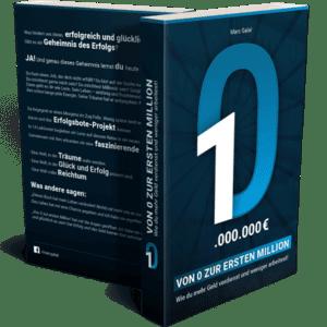 Marc Galal Buch-von 0 zu ersten Million