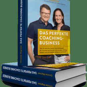 Das perfekte Coaching Business aufbauen Buch Cover