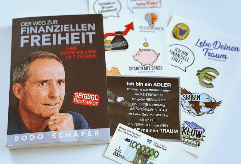 Bodo Schäfer Buch Der Weg zur finanziellen Freiheit