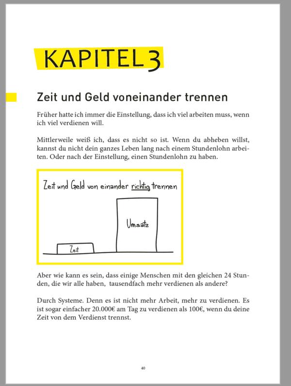 Dirk Kreuter Buch Entscheidung Erfolg Kapitel 3