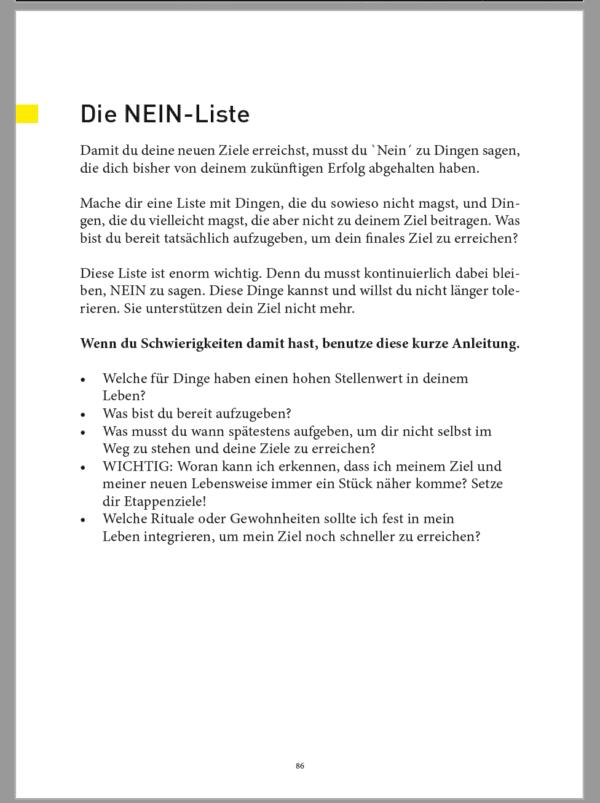 Dirk Kreuter Buch Entscheidung Erfolg Nein Liste