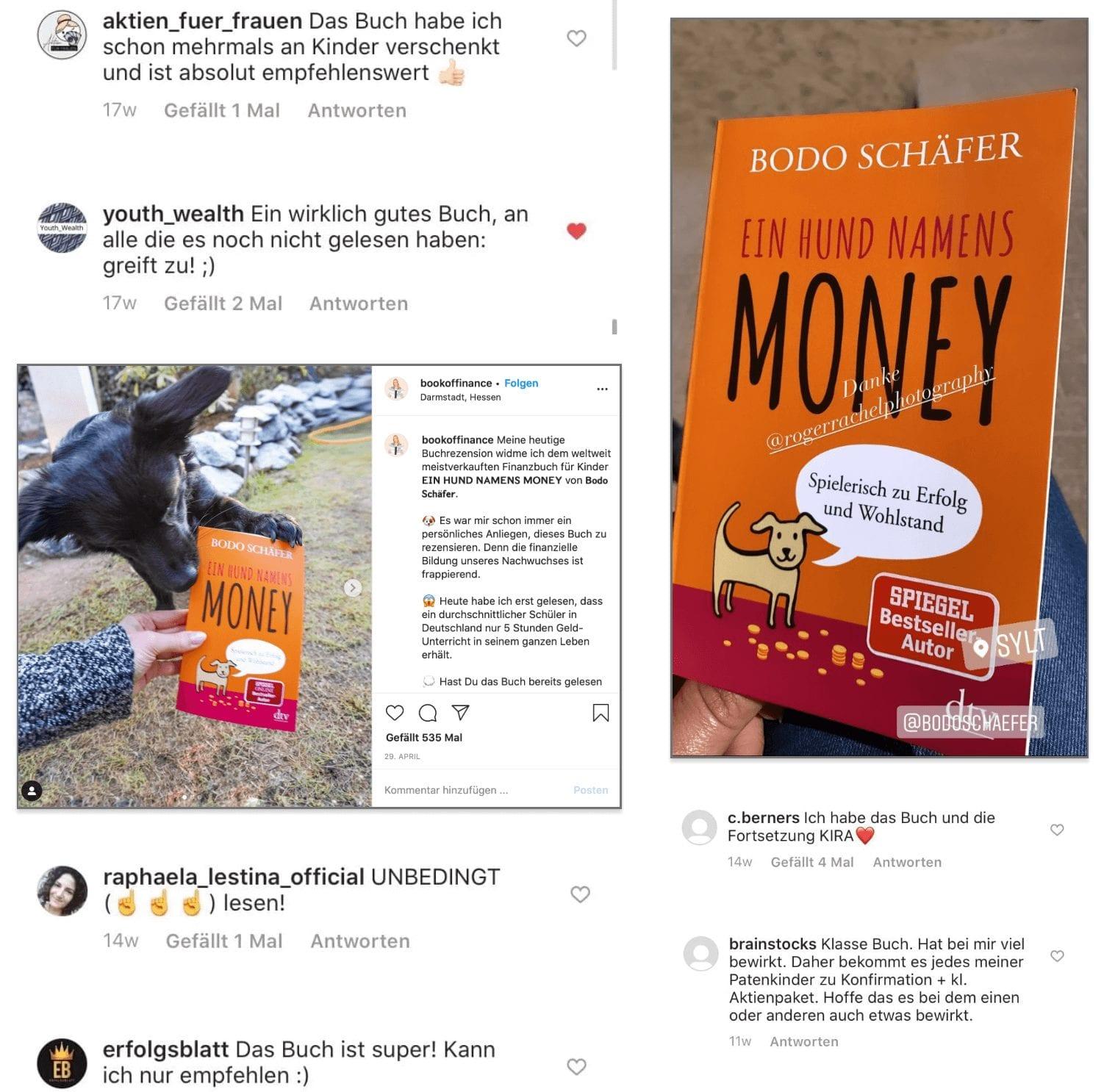 Ein Hund namens Money Empfehlungen