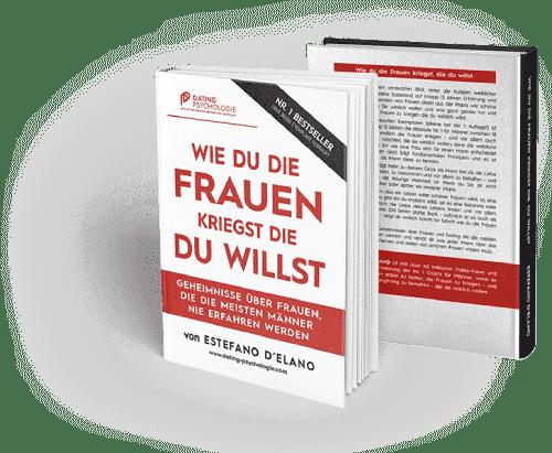 Estefano d`Elano Buch Wie Du die Frauen kriegst die Du willst