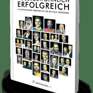 Außergewöhnlich Erfolgreich Buch Cover